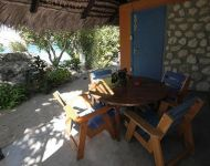 Bungalow terrasse Gayak 3 chambres